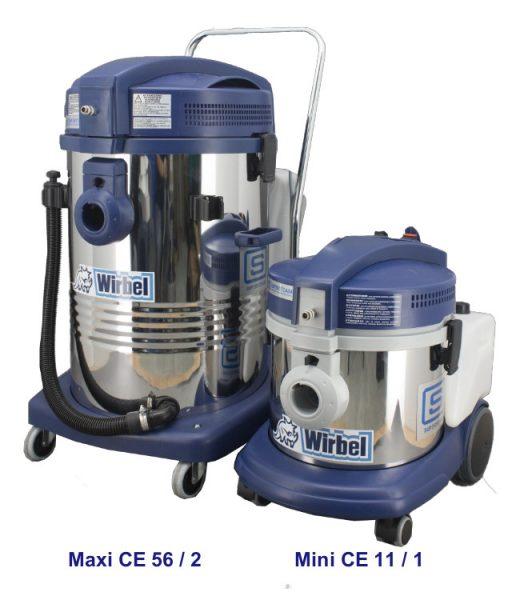 Wirbel Carpet Extractor